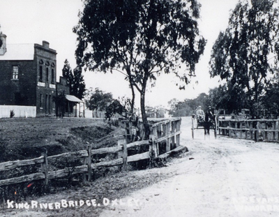 Oxley's Town History